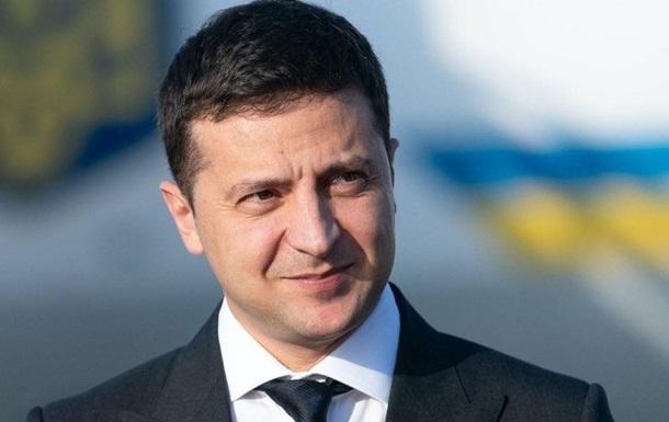 Зеленский начал первый зарубежный визит с начала пандемии