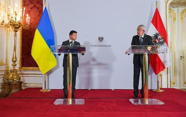 Зеленский: Украина и РФ потеряли слово отношения